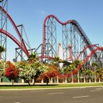 Six Flags Magic Mountain - X2 - 046