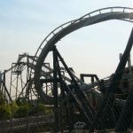 Six Flags Magic Mountain - Batman the Ride - 007