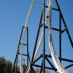 Six Flags Magic Mountain - Full Throttle - 007