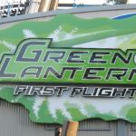 Six Flags Magic Mountain - Green Lantern - 001