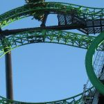 Six Flags Magic Mountain - Green Lantern - 007
