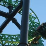 Six Flags Magic Mountain - Green Lantern - 011