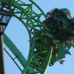 Six Flags Magic Mountain - Green Lantern - 012
