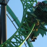 Six Flags Magic Mountain - Green Lantern - 014