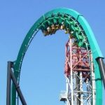 Six Flags Magic Mountain - Riddlers Revenge - 005
