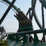 Six Flags Magic Mountain - Riddlers Revenge - 008