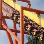 Six Flags Magic Mountain - Tatsu - 006