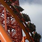 Six Flags Magic Mountain - Tatsu - 007