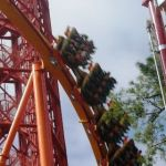 Six Flags Magic Mountain - Tatsu - 008