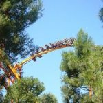 Six Flags Magic Mountain - Tatsu - 020