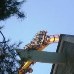 Six Flags Magic Mountain - Tatsu - 021
