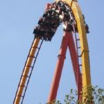 Six Flags Magic Mountain - Tatsu - 025