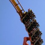 Six Flags Magic Mountain - Tatsu - 027