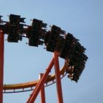 Six Flags Magic Mountain - Tatsu - 031