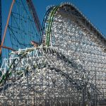 Six Flags Magic Mountain - Twisted Colossus - 355