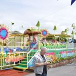 Southport Pleasureland - Happy Caterpillar - 001