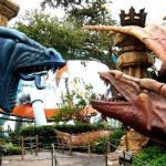 Universal Islands of Adventure - Duelling Dragons - 001