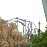 Universal Islands of Adventure - Duelling Dragons - 005