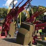 Walibi Holland - Lost Gravity - 001