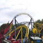 Walibi Holland - Lost Gravity - 002