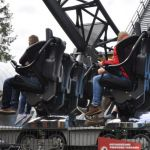 Walibi Holland - Lost Gravity - 045