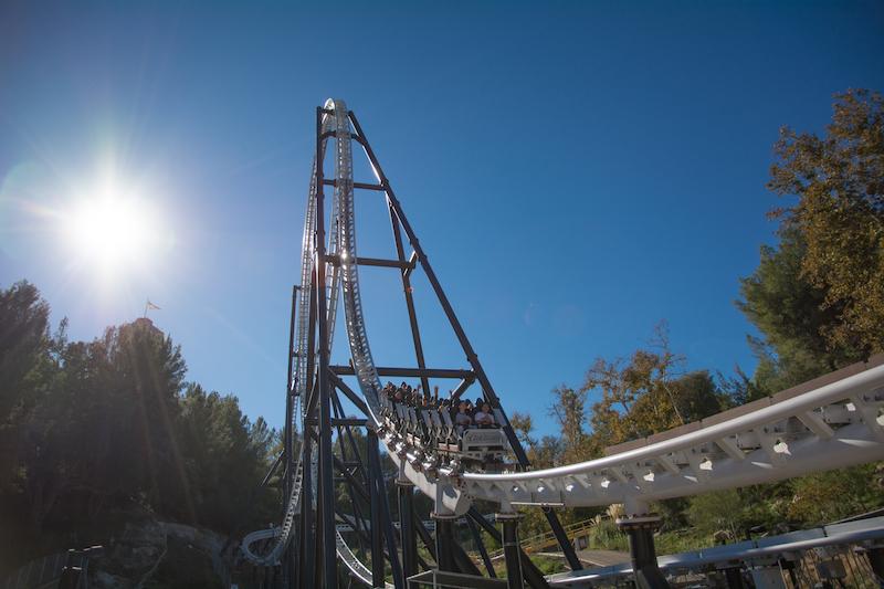 Full Throttle @ Six Flags Magic Mountain